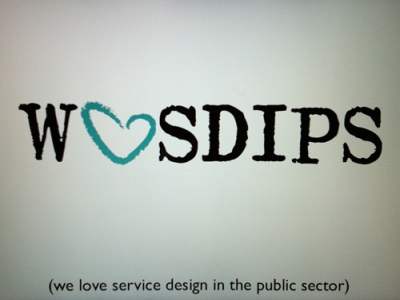 We Heart Service Design in the Public Sector